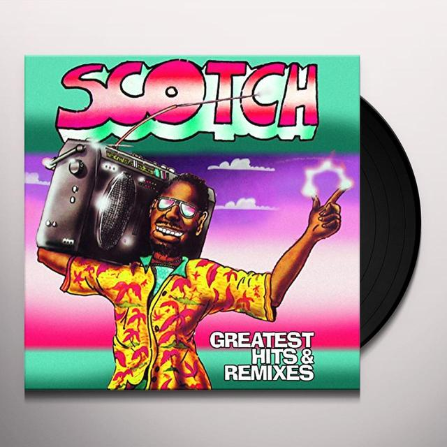 Scotch GREATEST HITS & REMIXES Vinyl Record
