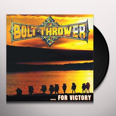 Bolt Thrower FOR VICTORY Vinyl Record - Reissue