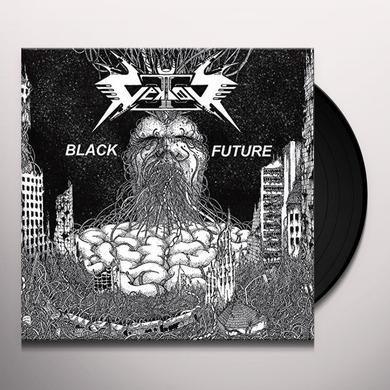 Vektor BLACK FUTURE Vinyl Record - Reissue