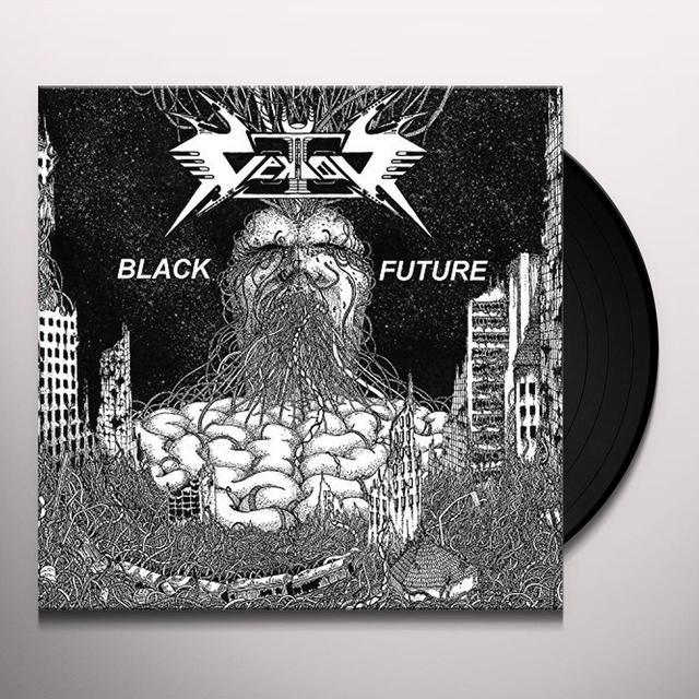 Vektor BLACK FUTURE Vinyl Record