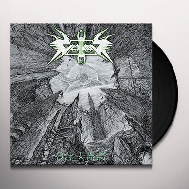 Vektor OUTER ISOLATION Vinyl Record - Reissue