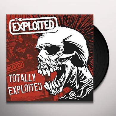 TOTALLY EXPLOITED Vinyl Record - Gatefold Sleeve