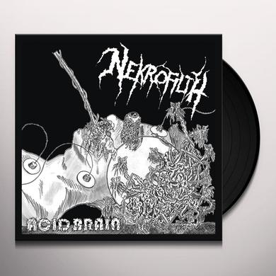 NEKROFILTH ACID BRAIN Vinyl Record