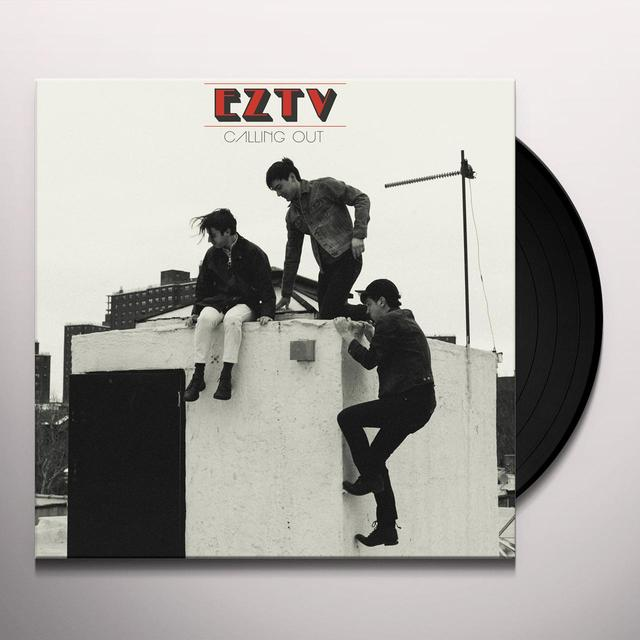 EZTV CALLING OUT Vinyl Record - Digital Download Included