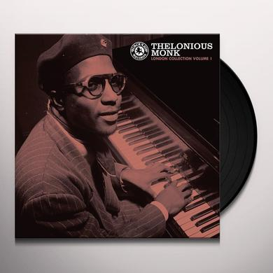 Thelonious Monk LONDON COLLECTION 1 Vinyl Record