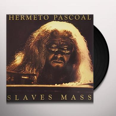 Hermeto Pascoal SLAVES MASS Vinyl Record