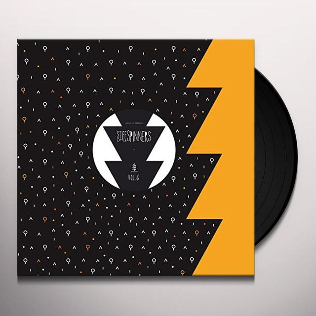 STIFF LITTLE SPINNERS 6 / VARIOUS Vinyl Record
