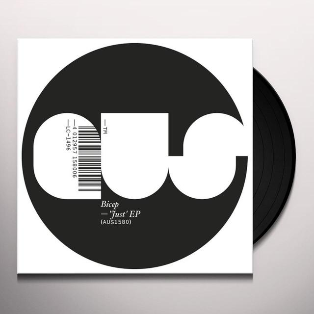 Bicep JUST (EP) Vinyl Record