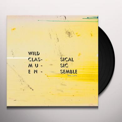 WILD CLASSICAL MUSIC ENSEMBLE TAPPING IS CLAPPING Vinyl Record