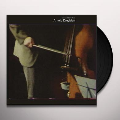 Arnold Dreyblatt SECOND SELECTION Vinyl Record