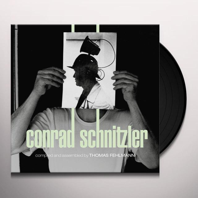 KOLLEKTION 05: CONRAD SCHNITZLER COMPILED Vinyl Record