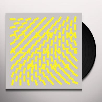 Ilario Alicante THERA Vinyl Record