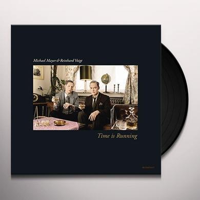 Michael Mayer/Reinhard Voigt TIME IS RUNNING Vinyl Record