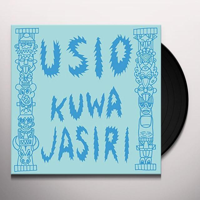 Usio KUWA JASIRI Vinyl Record