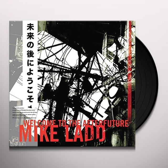 Mike Ladd WELCOME TO THE AFTERFUTURE Vinyl Record