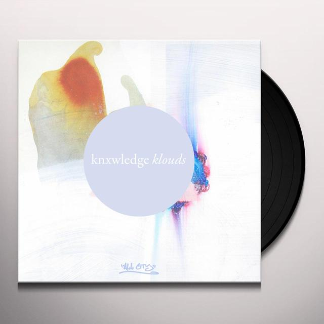 Knxwledge KLOUDS Vinyl Record