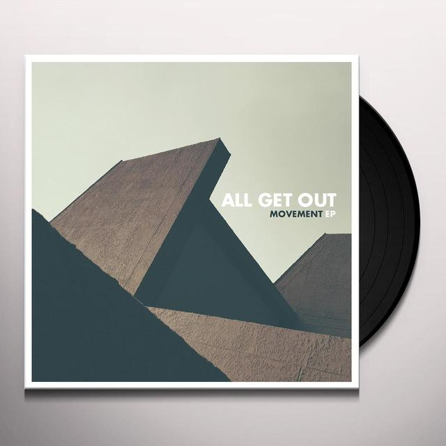 All Get Out MOVEMENT Vinyl Record