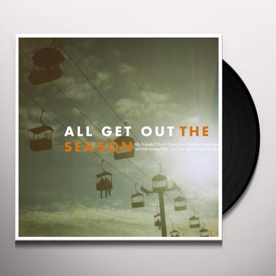 All Get Out SEASON Vinyl Record