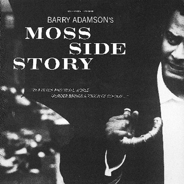 Barry Adamson MOSS SIDE STORY Vinyl Record