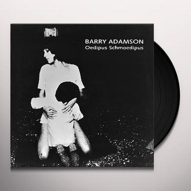 Barry Adamson OEDIPUS SCHOMEDIPUS Vinyl Record