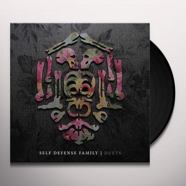 Self Defense Family DUETS Vinyl Record