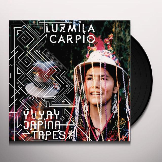 Luzmila Carpio YUYAY JAP'INA TAPES Vinyl Record - Digital Download Included