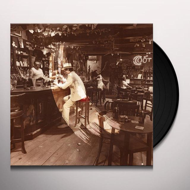 Led Zeppelin IN THROUGH THE OUT DOOR Vinyl Record - 180 Gram Pressing, Deluxe Edition, Remastered