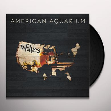 American Aquarium WOLVES Vinyl Record
