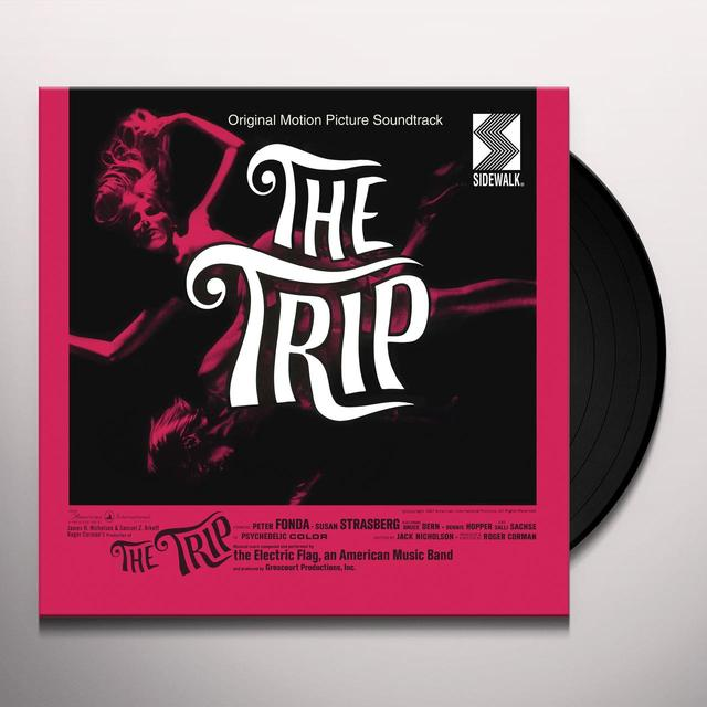THE TRIP / VARIOUS (DLCD) TRIP Vinyl Record