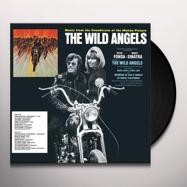 WILD ANGELS / VARIOUS (DLCD) WILD ANGELS / VARIOUS Vinyl Record - Digital Download Included