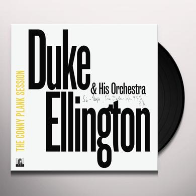 Duke Ellington Orchestra CONNY PLANK SESSION Vinyl Record