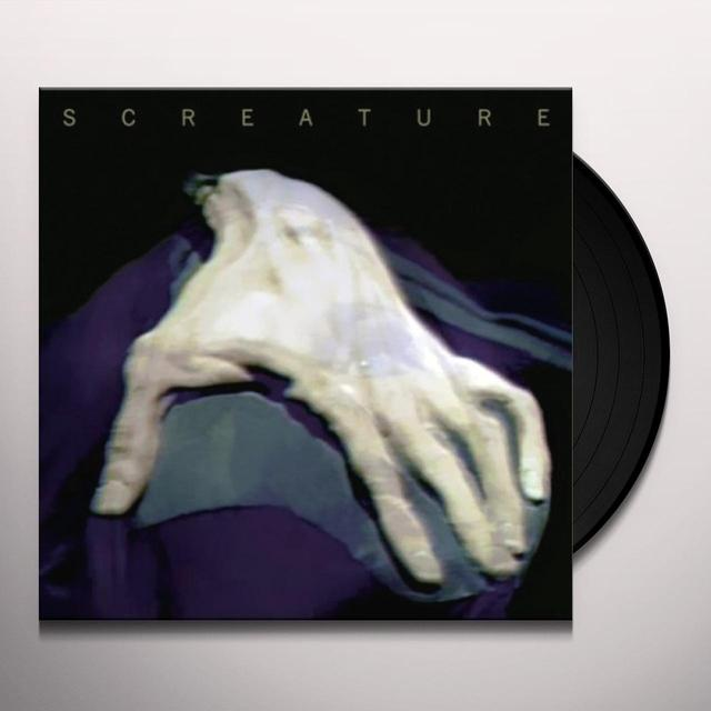 SCREATURE FOUR COLUMNS Vinyl Record