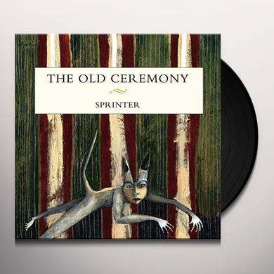 Old Ceremony SPRINTER Vinyl Record - Digital Download Included