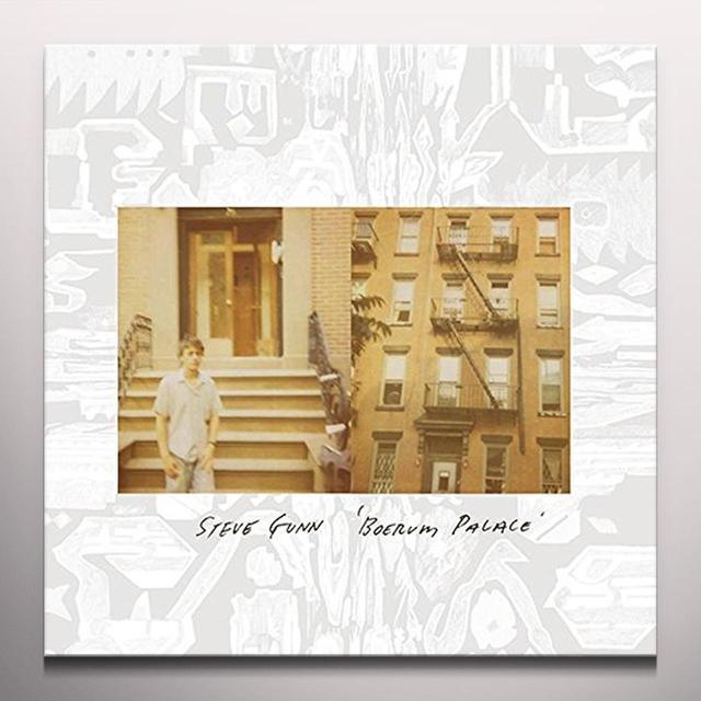 Steve Gunn BOERUM PALACE Vinyl Record - Colored Vinyl, Digital Download Included