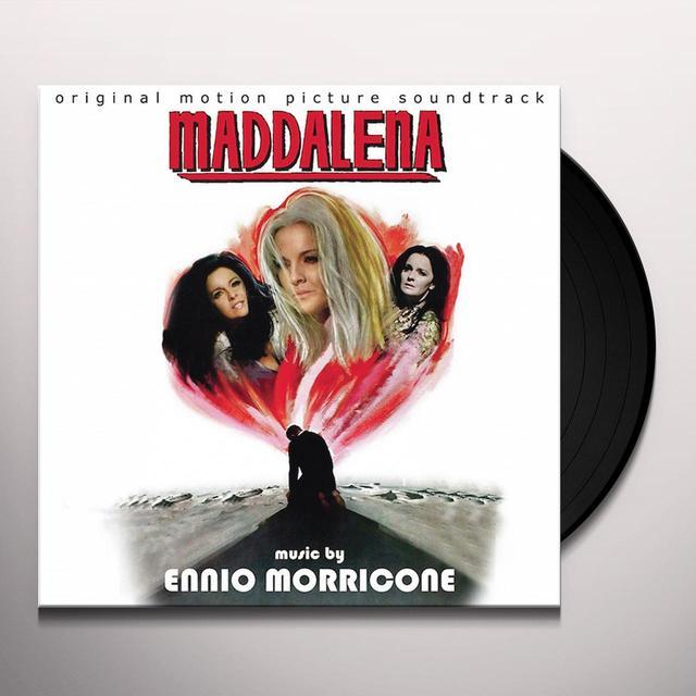 Ennio Morricone MADDALENA / O.S.T. Vinyl Record