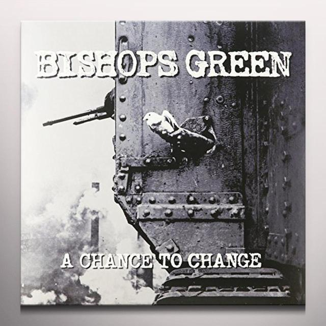 Bishops Green CHANCE TO CHANGE Vinyl Record - Colored Vinyl, Gray Vinyl