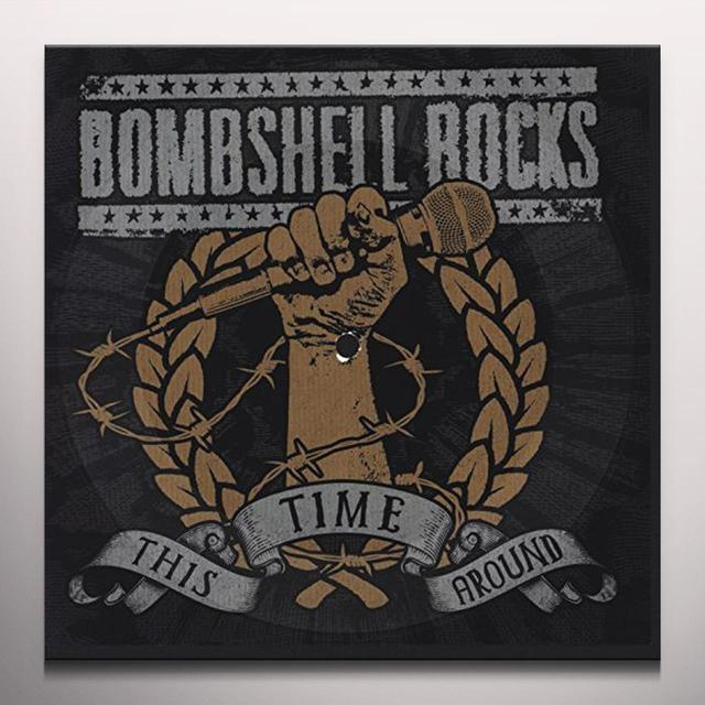 Bombshell Rocks THIS TIME AROUND   (SLV) Vinyl Record - Colored Vinyl, Limited Edition