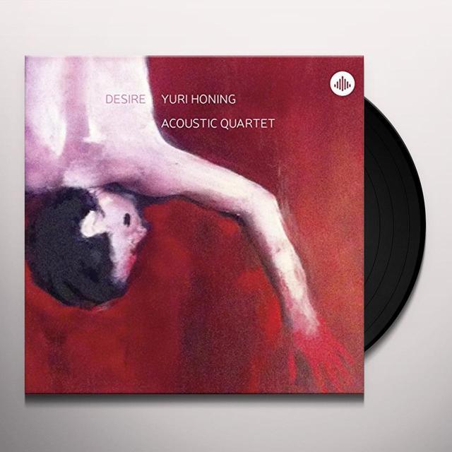 Yuri Honing DESIRE Vinyl Record