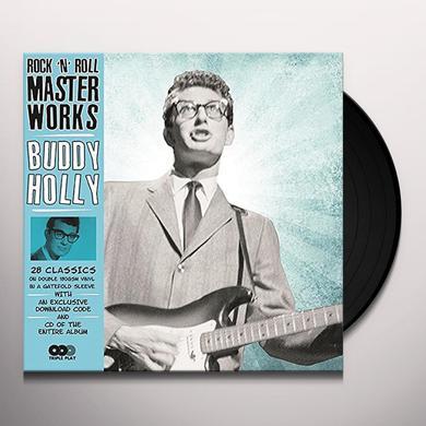 Buddy Holly 28 CLASSICS Vinyl Record