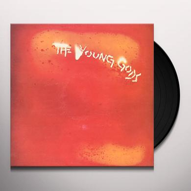 The Young Gods L'EAU ROUGE - RED WATER Vinyl Record