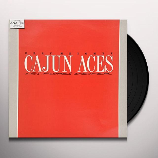 CAJUN ACES LES FLAMMES D'ENFER Vinyl Record