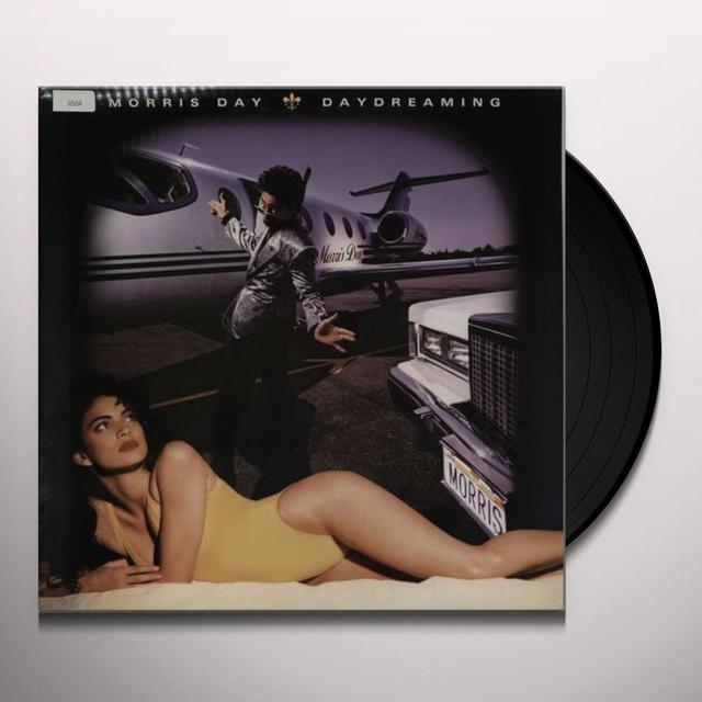 Morris Day DAYDREAMING Vinyl Record