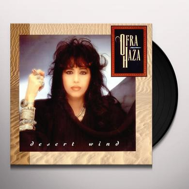 Ofra Haza DESERT WIND (MIDDLE EAST) Vinyl Record