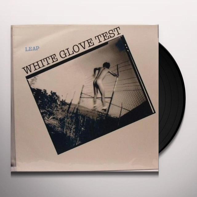 WHITE GLOVE TEST LEAP (1989) Vinyl Record