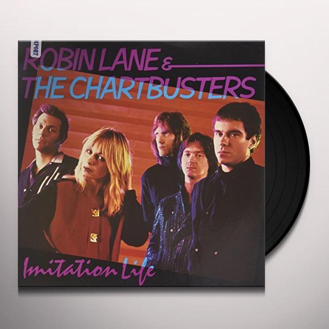 Robin Lane & The Chartbusters IMITATION LIFE Vinyl Record