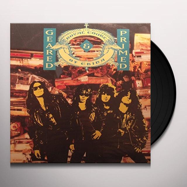 ROYAL COURT OF CHINA GEARED & PRIMED Vinyl Record