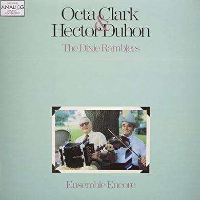 Octa Clark & Hector Duhon ENSEMBLE ENCORE Vinyl Record