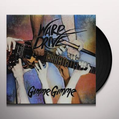 WARP DRIVE GIMME GIMME Vinyl Record
