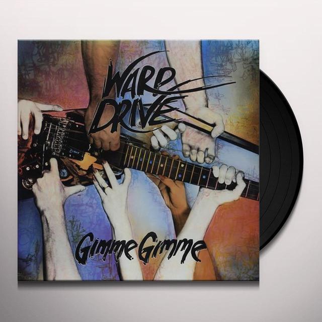 WARP DRIVE GIMME GIMME Vinyl Record