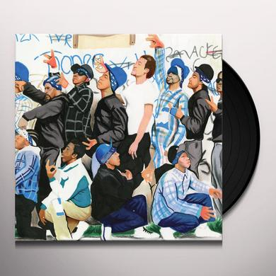 Blu RETURN Vinyl Record